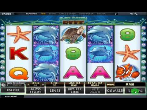 Online Slots Malaysia Emperor Suite - Dolphin Reef