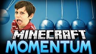 SICK PARKOUR!? - Momentum Parkour Pt.2 (Minecraft Parkour)