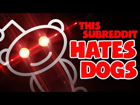 This Subreddit HATES DOGS