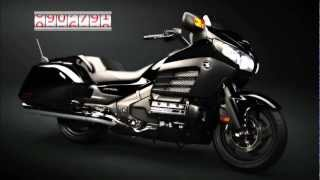 5. 2013 Honda Gold Wing F6B Overview