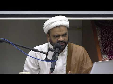 1441 AH – Ramadhan – 16 – Shab – Majlis