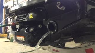 6. Riva Rear Thru-hull Exhaust RXP-X 260