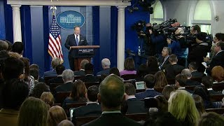 White House press secretary Sean Spicer, President Donald Trump's embattled spokesman during the first six months of his...