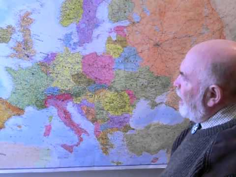 UNITED STATES OF EUROPE (14) IRELAND BY LEONARD WELLS,UK,SEPT.2011