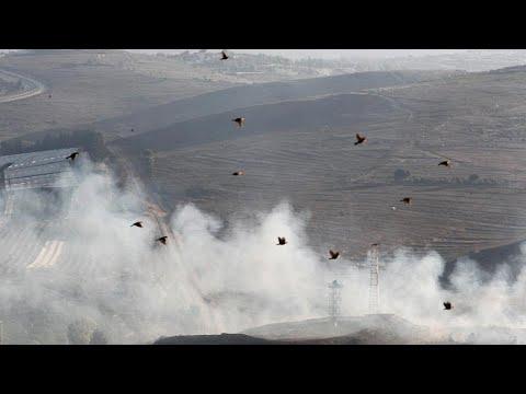 Israel: Eskalation an der Grenze - Angriffe gegen die Hisbollah in Libanon