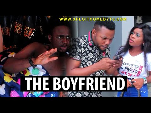 Everyone should install  boyfriend application 😂😂😂 (Xploit Comedy)