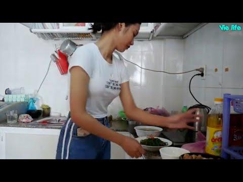 Nấu Ăn Cùng Với Vie Girl Phần 1