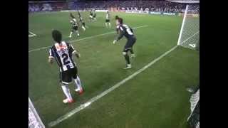 Em jogo adiado da 14a rodada, Flamengo joga com raça, amor e paixão e detona o Galo no Engenhão. Todos contra Ronaldinho Gaúcho. Onze jogadores no ...