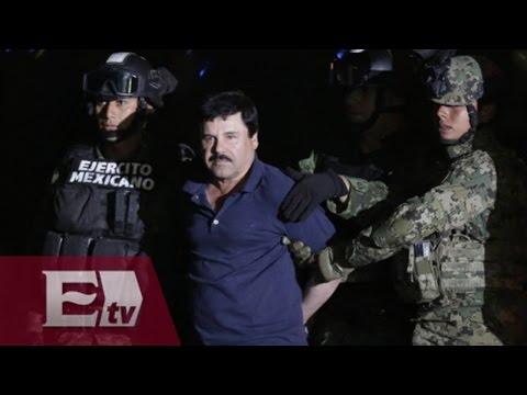 """Amparo contra incomunicación de """"El Chapo"""" en el Altiplano"""