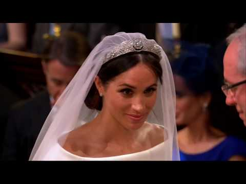 The Lord Bless You And Keep You by John Rutter @ Prince Harry & Meghan Markle's Royal Wedding 2018