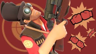 UPDATE! - https://www.youtube.com/watch?v=fpwHs1br6_UValve, I will happily wait another YEAR for the Pyro Update if we can have another Vac Ban wave TODAY. (And Auto-balance with queue groups in mind, Soldier Explosion Radius re-working, Sticky Spam nerf, the ability to join maps in progress, the return of CTF_Sawmill, CTF_Well, and 5GORGE, a report system that actually works, vote kick asks BOTH Blu and RED team, and random crits removed or at least on a vote again but one step at a time I guess...)