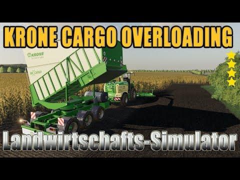 Krone Cargo Overloading Trailer v1.0.0.0