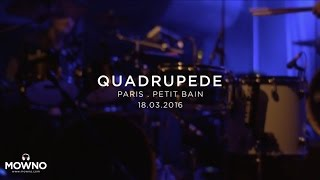 QUADRUPÈDE - Mind Your Head #16 - Live in Paris