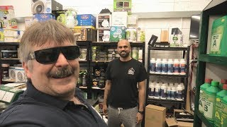 Hydro House UK Store Tour by Urban Grower