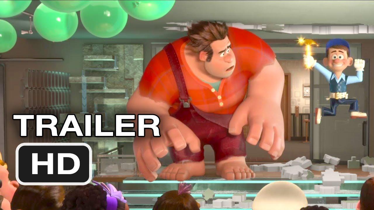 Movie Trailer:  Wreck-It Ralph (2012)