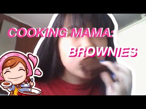COOKING MAMA: Brownies