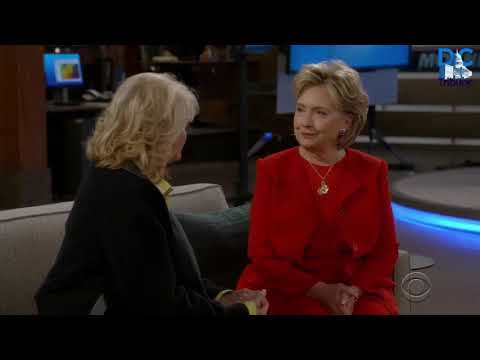 """Hillary Clinton Makes A Cameo Appearance On """"Murphy Brown"""""""