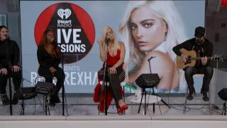 "Bebe Rexha performs ""I Got You"" at iHeartRadio Live Sessions on the Honda Stage Get Bebe Rexha's album and tour info now!:  beberexha.comConnect with Bebe:  Facebook: http://smarturl.it/fb.BebeRexhaTwitter: http://smarturl.it/t.BebeRexhaInstagram: http://smarturl.it/ig.beberexhaWebsite: http://smarturl.it/w.BebeRexhaBuilding on its deep foundation of bringing music to fans, American Honda has brought together an unprecedented group of entertainment and technology leaders to produce and distribute some of the best original, high-quality music content available, under the Honda Stage name.  Through a combination of live events and exclusive online content from partners including iHeartMedia, Vevo, Universal Music Group, Sony Music, Woven Digital and YouTube, Honda Stage offers music fans access to the music moments they love from Honda Stage social handles and www.YouTube.com/HondaStage.Subscribe to discover new music from #HondaStage: http://honda.us/YTSubscribeFind us on Facebook: http://honda.us/HSFacebookFollow us on Twitter: http://honda.us/HSTwitterFollow us on Instagram: http://honda.us/HSInstagramFollow us on Tumblr: http://honda.us/TumblrVisit our website: http://honda.us/HondaStage"