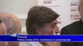 POZZUOLI - PREMIO CIVITAS 2015. CONFERENZA DI PRESENTAZIONE