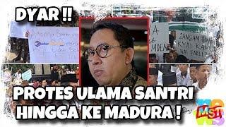 "Video Protes Ulama/Santri Meluas Hingga Madura, Fadli Zon Makin ""M(od)yar"", Prabowo Makin ""Te(rb)uakar""! MP3, 3GP, MP4, WEBM, AVI, FLV Februari 2019"
