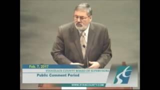 Stanislaus County Board Meeting ( The Genezen Project ) Marijuana