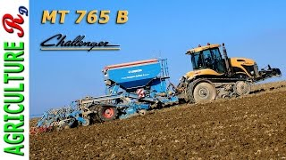 Staffolo Italy  city images : CAT 765B + Lemken Compact Solitair 9 - 6mt - Sowing 2015