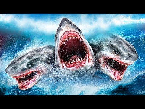 3-HEADED SHARK ATTACK / MUSIC VIDEO