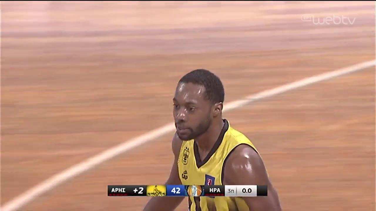 Basket League 2019-2020: ΑΡΗΣ – ΗΡΑΚΛΗΣ | HIGHLIGHTS | 11/01/2020 | ΕΡΤ