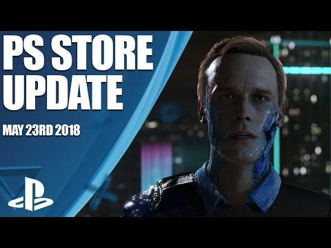 PlayStation Store Highlights - 23rd May 2018