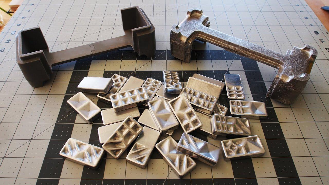 Aluminum Domino Box
