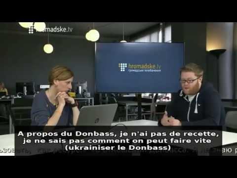 TV Ukraine - Propositions de génocide