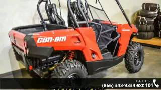 10. 2017 Can-Am Commander 800R  - RideNow Powersports Peoria ...