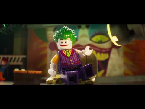 The Lego Batman Movie (Featurette 'Behind the Bricks')