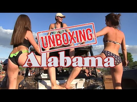 UNBOXING ALABAMA: What It's Like Living in ALABAMA