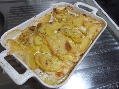 Cuisine - Encore un plat traditionnel Français, simplissime et parfait pour accompagner un gigot d'agneau ou un rôti de boeuf. je vous livre ici la vrai recette, à sav...