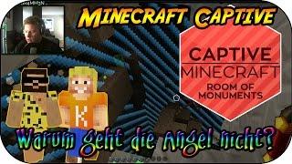 MINECRAFT CAPTIVE # 4 - Warum geht die Angel nicht? «» Let's Play Minecraft Captive