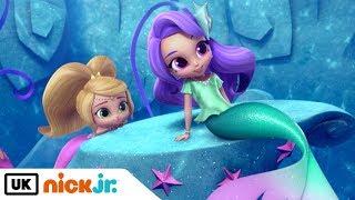 Shimmer and Shine | Mermaid Mayhem | Nick Jr. UK