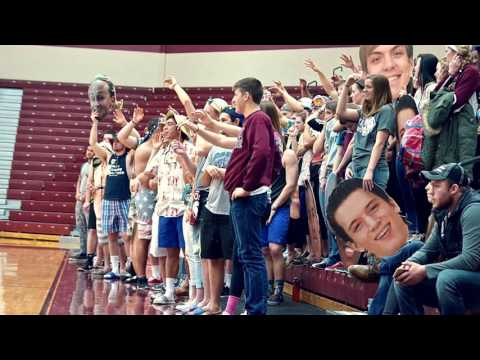 2015-16 Alma College Athletics Video