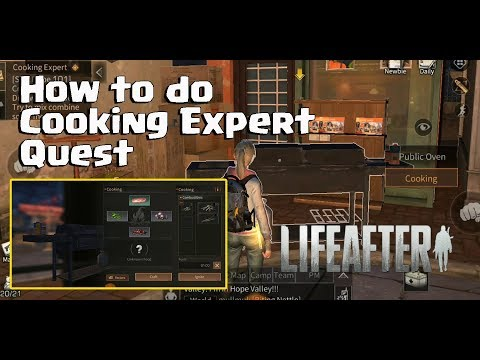 Cooking Expert Quest - Life After Gameplay