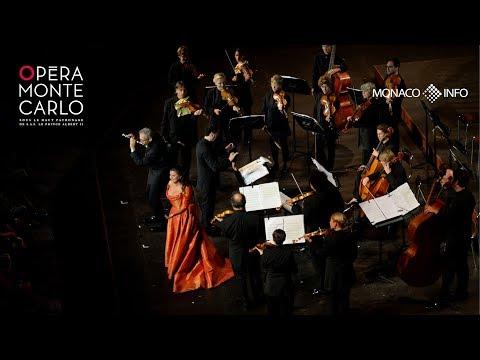 LES MUSICIENS DU PRINCE - Concert Palais Princier 2018 - Monaco Info