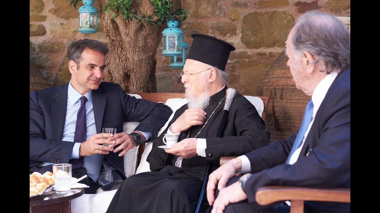 Κ. Μητσοτάκης: Παράδειγμα ειρηνικής συνύπαρξης η Ίμβρος