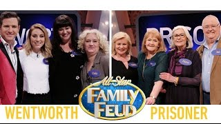Wentworth Australia  city photos gallery : Family Feud All Star: Prisoner v Wentworth