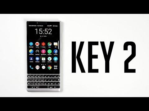 Review: Blackberry KEY2 (Deutsch) | SwagTab