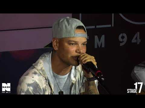 "Kane Brown - ""Rockstar"" LIVE from Stage 17!"