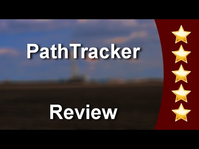 PathTracker Calgary  Wonderful Five Star Review by Jason S.