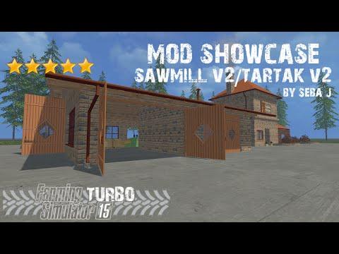 Model sawmill v2.0