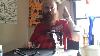 wakey wakey Dabs n clouds #420 by Phat Robs Oils