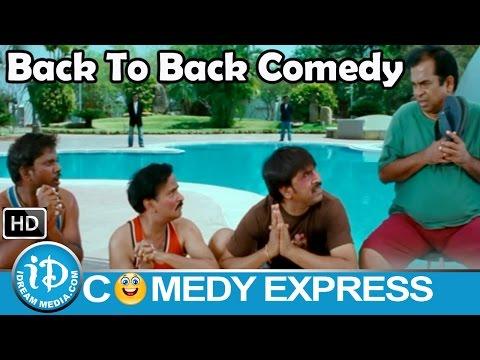 Racha Movie - B2B Comedy Scenes - Brahmanandam, Krishna Bhagavan