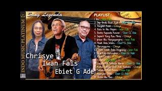 Video [3in1] Iwan Fals, Ebiet G. Ade & Chrisye - Terbaik Dari Sang Legenda - HQ Audio MP3, 3GP, MP4, WEBM, AVI, FLV Juni 2019