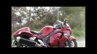 6. Suzuki Hayabusa 1300R revisited, 2012